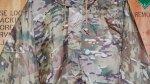 画像3: 米軍実物 官給品 マルチカム レインウェアーセット (3)