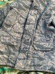 画像2: 米軍実物 DAKOTA OUTERWEAR N3B PARKA ABU 防寒着 (2)