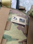 画像12: 米軍実物 T3 Gear Hans Pack  バックパック マルチカム  (12)