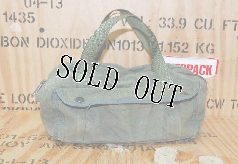 画像1: 米軍実物  BAG TOOL ツールバッグ (1)