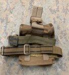 画像2: 米軍放出品 TACTICAL TAILOR レッグ ダンプポーチ (2)