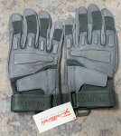 画像2: 米軍放出品 BlackHawk  Hellstorm S.O.L.A.G.Glove with Kevlar (2)