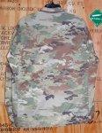 画像3: 米軍実物,米陸軍 ARMY  スコーピオン マルチカム ジャケット L-S (3)