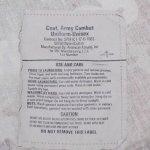 画像5: 米軍実物,米陸軍 ARMY  スコーピオン マルチカム ジャケット L-S (5)