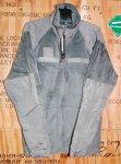 画像1: 米軍実物,JACKET,FLEECE COLD WEATHER(GENIII)  ポーラテックフリースジャケット M-LONG (1)