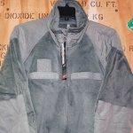 画像2: 米軍実物,JACKET,FLEECE COLD WEATHER(GENIII)  ポーラテックフリースジャケット M-LONG (2)