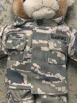 画像3: 米軍放出品  US AIR FORCE ベアー レディース (3)