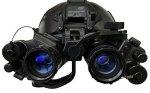 画像1: 米軍実物 ITT社製 Dual Headmount Adapter ダブル Jアーム  PVS-14  (1)