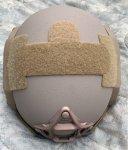 画像5: 米軍実物 OPS-CORE FAST MARITIME  マリタイム ハイカット バリスティック ヘルメット タンL/ XL (5)