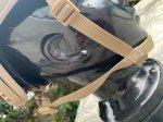 画像10: 米軍実物 OPS-CORE FAST MARITIME  マリタイム ハイカット バリスティック ヘルメット タンL/ XL (10)