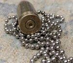 画像3: 米軍放出品 アクセサリー弾 ネックレス (3)