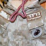 画像2: 米軍放出品 USMC 海兵隊 ミリタリー ベアー レディー (2)