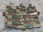 画像1: 米軍実物 CRYE PRECISION, AVS  デタッチャブル フラップ M4 FLAT マガジンポーチ (1)