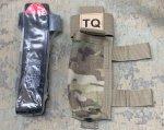 画像1: 米軍実物 C-A-T ター二ケット/ NARホルダーセット   (1)