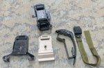 画像3: 米軍実物 ACH/MICH/LWH/PASGT    NVGマウントセット (3)