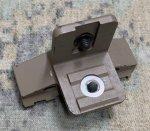 画像4: 米軍実物 AN/PSQ-18A レーザーサイト 20mmブラケットパーツ (4)