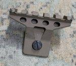 画像3: 米軍実物 AN/PSQ-18A レーザーサイト 20mmブラケットパーツ (3)