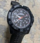 画像4: 米軍放出品 TIMEX タイメックス エクスペディション ラギッド コア アナログ 43MM (4)