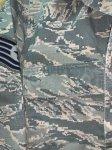 画像3: 米軍実物,USAF US AIR FORCE ABU ジャケット 40R (3)