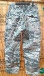 画像2: 米軍実物,USAF US AIR FORCE ABU パンツ 30 (2)