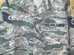 画像2: 米軍実物,USAF US AIR FORCE ABU ジャケット 40R (2)