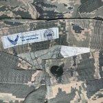 画像3: 米軍実物,USAF US AIR FORCE ABU パンツ 30 (3)