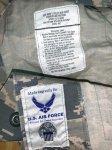 画像6: 米軍実物,USAF US AIR FORCE ABU ジャケット 42S (6)