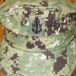 画像2: 米海軍実物 AOR2 US NAVY CAP 7 (2)