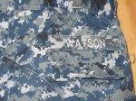 画像5: 米軍実物 US NAVY, 迷彩パンツ  L-REGULAR (5)