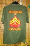 画像3: 米軍放出品 CORPORAL OF MARINES Tシャツ MEDIUM (3)