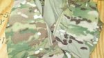画像3: 米軍実物 マルチカム CRYE PRECISION  G4 コンバットシャツ S-R (3)