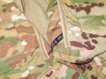 画像4: 米軍実物 マルチカム CRYE PRECISION  G4 コンバットシャツ S-R (4)