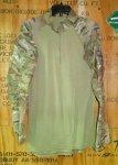 画像1: 米軍実物 マルチカム Patagonia パタゴニア L9  コンバットシャツ M-R (1)