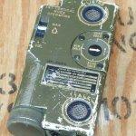 画像2: 米軍実物 AN/PRC-90-2 軍用無線機 (2)