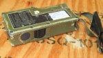 画像7: 米軍実物 AN/PRC-90-2 軍用無線機 (7)