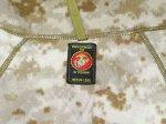 画像6: 米軍放出品 デザートマーパット/ピクセル ポーラテックフリースジャケット M-L (6)