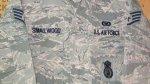 画像2: 米軍実物 USAF ABU ジャケット 40L (2)