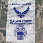 画像6: 米軍実物 USAF ABU ジャケット 40S (6)