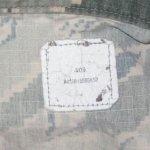 画像4: 米軍実物 USAF ABU ジャケット 40S (4)