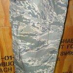 画像2: 米軍実物,USAF US AIR FORCE ABU カスタムパンツ 36 (2)