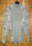 画像1: 米軍放出品 MASSIF ABU コンバットシャツ LARGE (1)