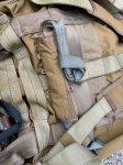 画像8: 米軍実物 EAGLE PARACHUTE DROP BAG (8)