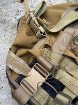 画像7: 米軍実物 EAGLE PARACHUTE DROP BAG (7)