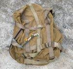 画像2: 米軍実物 EAGLE PARACHUTE DROP BAG (2)