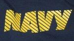 画像3: 米軍実物,US NAVY トレーニングウェアーセット  S-SHORT (3)