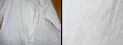 画像2: カバーオール ホワイト L