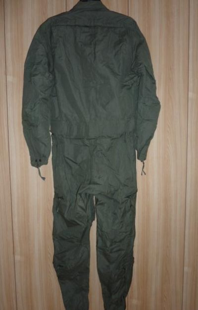画像1: 米軍実物 COVERALLS COMBAT VEHICLE CREWMENS