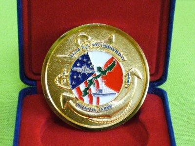 画像1: 米軍放出品.U,S,NAVY, 記念コイン 2007