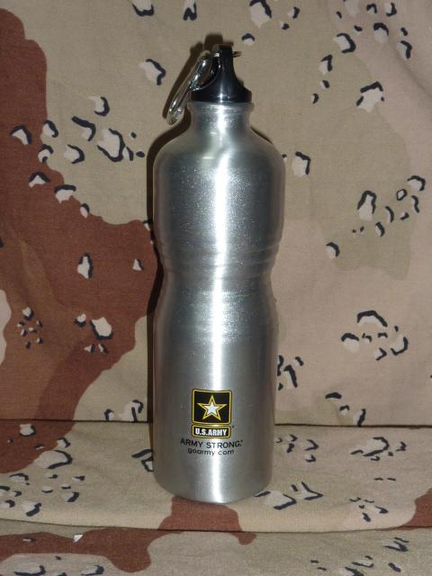 画像1: 米軍放出品.U,S,ARMY ドリンクボトル (1)