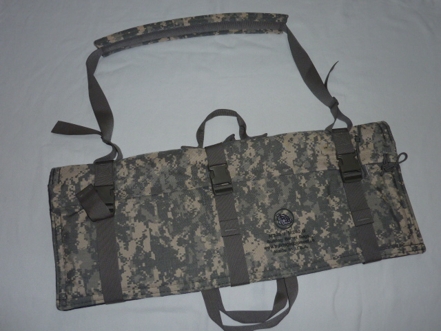 画像1: 米軍放出品,US ARMY,Bulldog Barrel Bags (1)